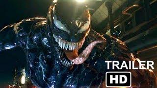 """Venom TV Spot """"Death Fight"""" (2018) and Breakdown"""