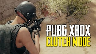 PUBG Xbox One Crazy Clutch vs DUOS (Playerunknown's Battlegrounds)