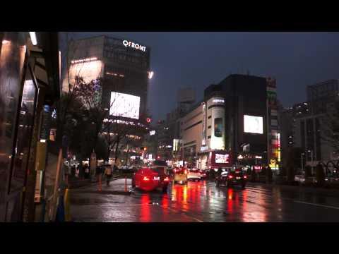 Yokohama and Tokyo NIGHT VIEW by SONY NEX-5n