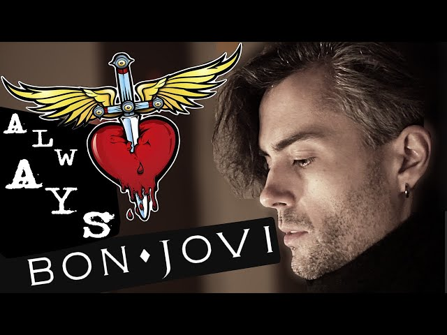Bon Jovi - Always cover