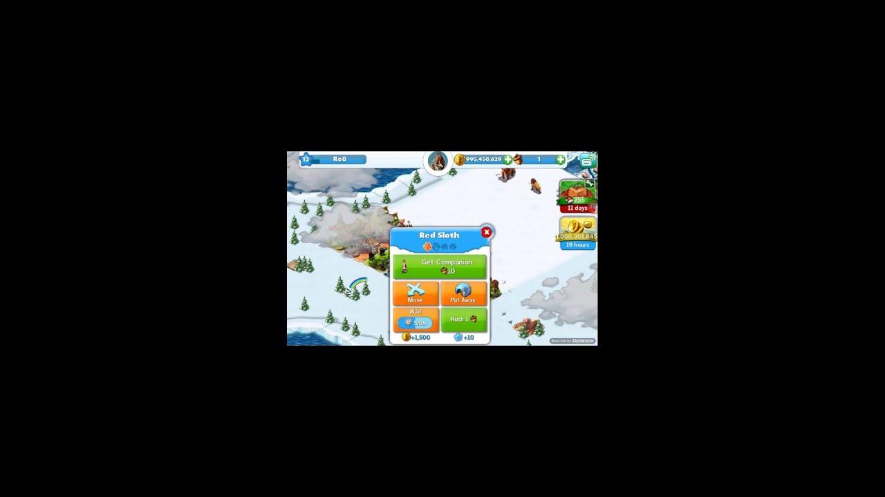 ice age adventures hack