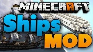 Archimedes Ships Mod installieren deutsch (Minecraft-Tutorial)