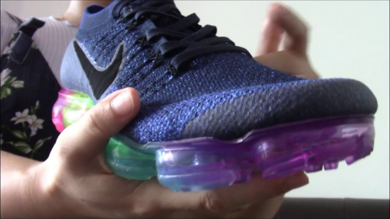 Nike Air Vapormax-Day to Night-College Navy Sneaker Review
