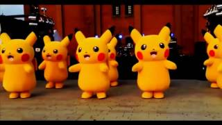 Gambar cover Pika Pikachu Song -Pokemon Go ~ Various Artists