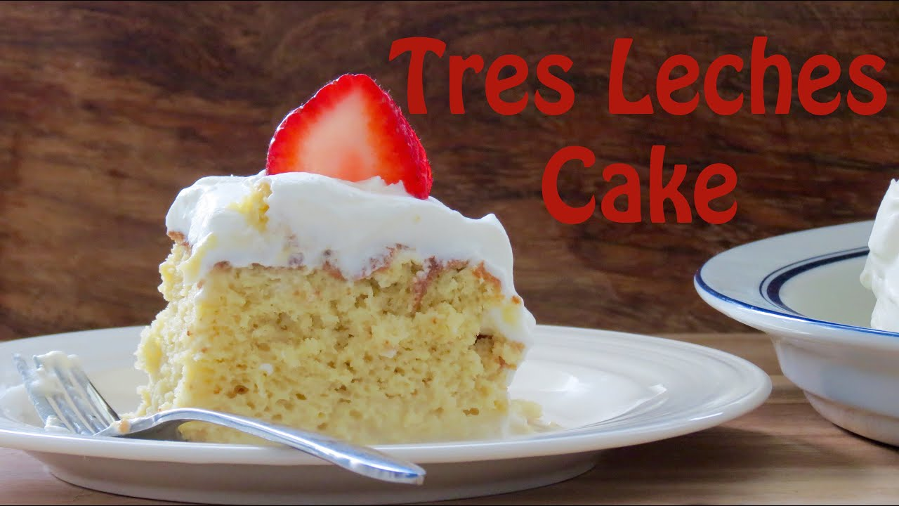 Tres Leches Cake Recipe Tres Leches Recipe The Frugal Chef