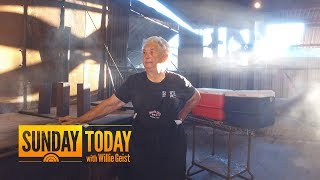 Meet Texas' 83-Year-Old BBQ Pitmaster, Tootsie Tomanetz | Sunday TODAY