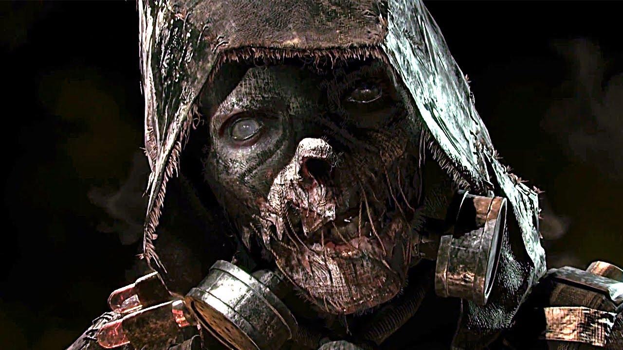 BATMAN: ARKHAM KNIGHT - Gameplay Trailer E3 2014 ...