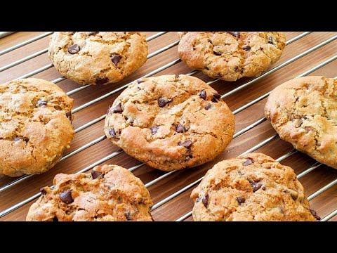 cookies-américains-aux-pépites-de-chocolat-:-recette-rapide-/-doubletree-cookie-recipe-/-بسكويت