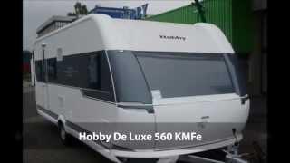 Hobby De Luxe 560 KMFe - Coppens Rekreatie