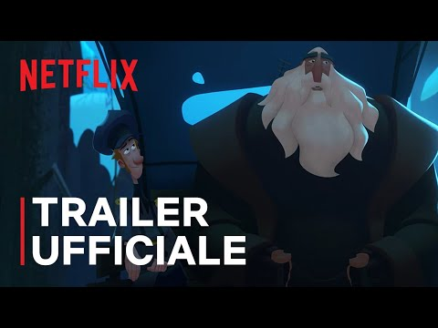 Klaus | Trailer ufficiale | Netflix Italia