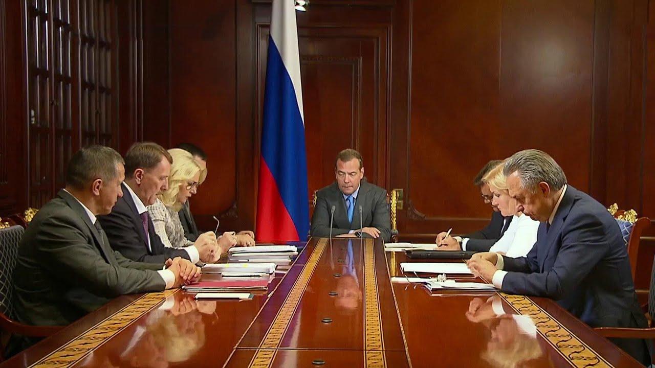 Д.Медведев поручил оказать всю необходимую помощь пострадавшим при трагедии в Хабаровском крае.