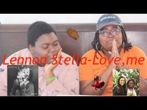 Lennon Stella-Love,Me EP REACTION