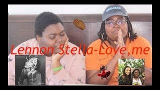 Gambar cover Lennon Stella-Love,Me EP REACTION