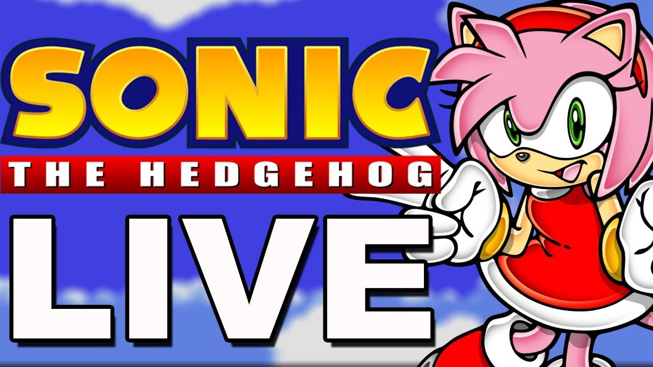 Sonic The Hedgehog (Satam) - Amy Rose Voice - YouTube
