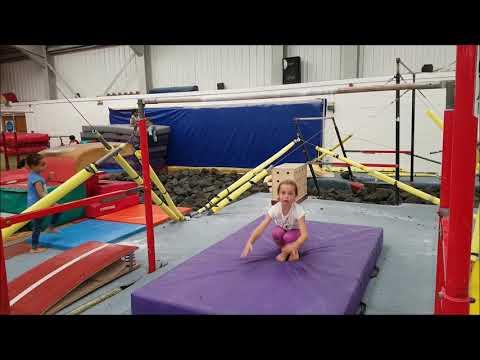K & A at Harrow School of Gymnastics Summer Playgym