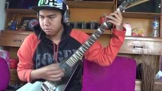 Arch Enemy - You Will Know My Name (Guitar Cover With Solo)