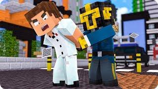 El PolicÍa Massi Detiene A Un Delincuente En Minecraft 😱