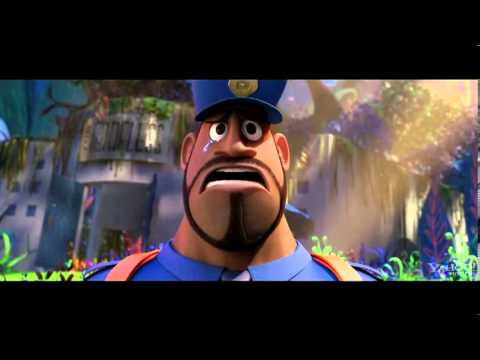 Cloudy With A Chance of Meatballs 2 (Teaser Trailer)