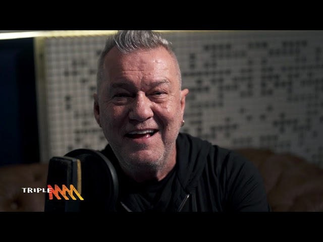 Jimmy Barnes answers fans questions on making music at home| Triple M