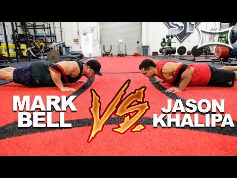World Record Powerlifter vs. World Champion Crossfitter