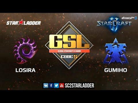 2018 GSL Season 2 Ro32 Group B Match 2: Losira (Z) vs GuMiho (T)