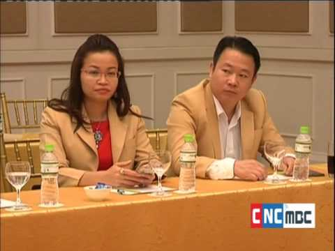 Century 21 Cambodia Real Estate Strategic Alliance Event Live on CNC TV