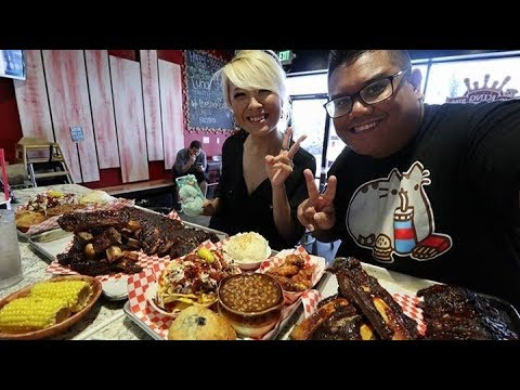 The Smokin' Ribs Challenge in 27 Minutes @ Garden Grove