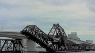 FEC Strauss Trunnion Bascule Bridge