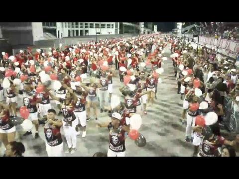 Ensaios Técnicos Carnaval SP 2018 - Independente Tricolor