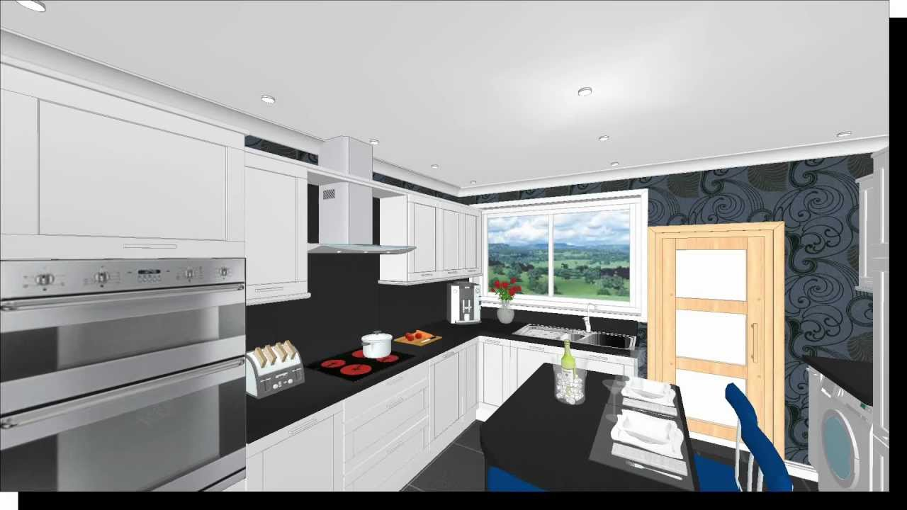 beautiful kitchens aren u0027t all huge a kitchen design by