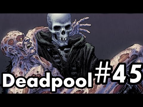 Deadpool 45 Recap – The Death of Deadpool 250th Special Issue