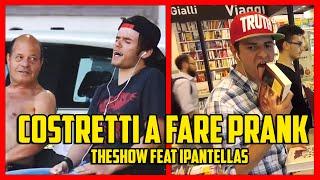 Radiocomandare iPantellas - Costretto a Fare Prank -  [Esperimento Sociale] - theShow