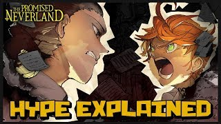 The REAL HYPE Behind The Promised Neverland Explained - The Promised Neverland Anime Explained