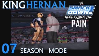 SHOWDOWN WITH VINNIE MAC - Ep.07 - WWE Smackdown: Here Comes The Pain (PS2) - Season Mode