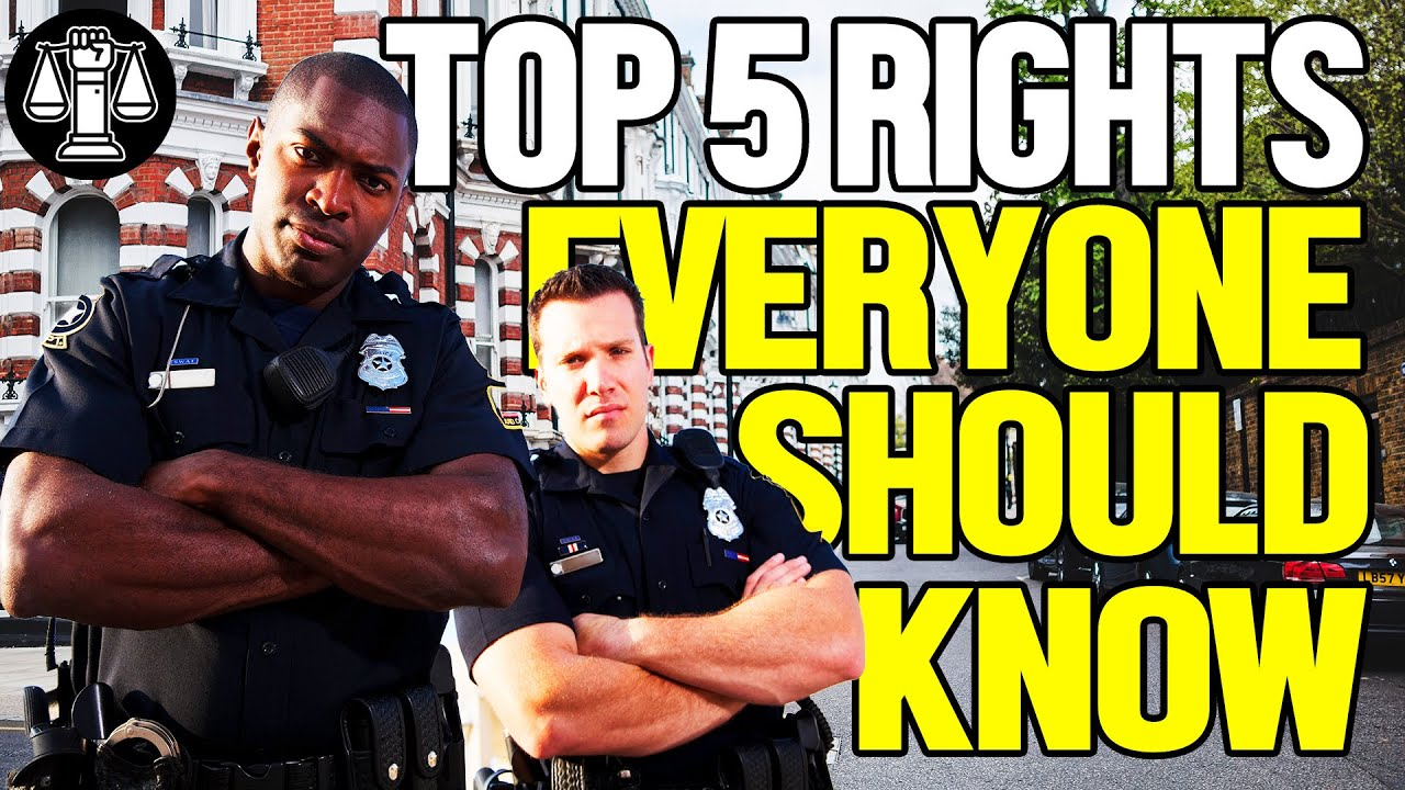 Top Five Misconceptions About Interacting with Police