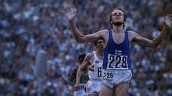 Lasse Virén takes 10,000m Olympic Gold - Munich 1972 Olympics