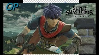 Super smash bros ultimate. Ike is op