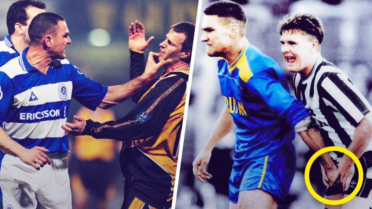 Vinnie Jones, the most violent player ever - Oh My Goal ...