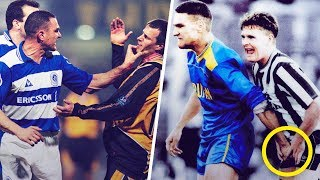 Vinnie Jones, the most violent player ever - Oh My Goal