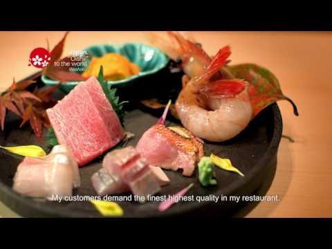 Japan Gourmet Heritage -Japanese Seafood-