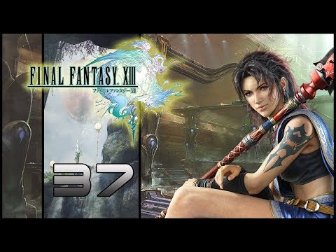 Guia Final Fantasy XIII (PS3) Parte 37 - El eidolon Bahamut