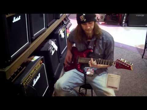 Ibanez JS1200 Joe Satriani Signature Series