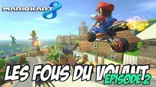 Mario Kart 8: Les fous du volant / A l'ancienne | Episode 2 Thumbnail
