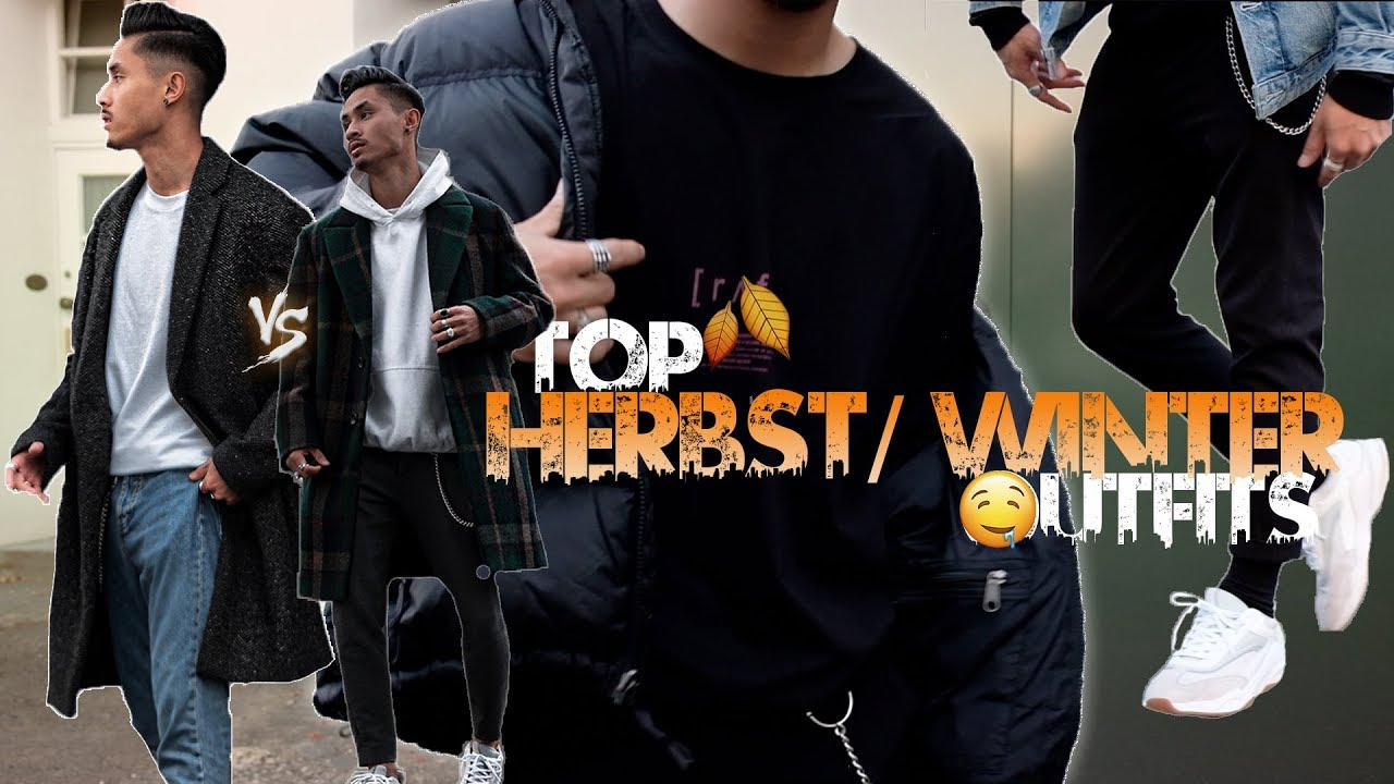 XXL TOP HERBST WINTER OUTFITS #7 | Outfit Lookbook | bhpdao 4