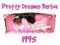 THRIFT STORE FIND! - PRETTY DREAMS BARBIE 1995 - BARBIE DOLL REVIEW