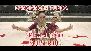 Sandrina Jaipong Dangiang Ki Sunda