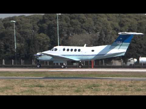 LV-WLT D CAB 13 Beech king air 300LW Super King Air HD