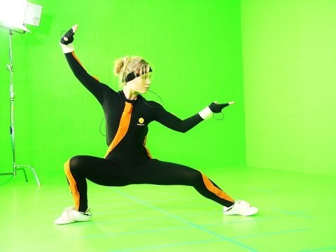 Amy Johnston Stunt Reel 2014
