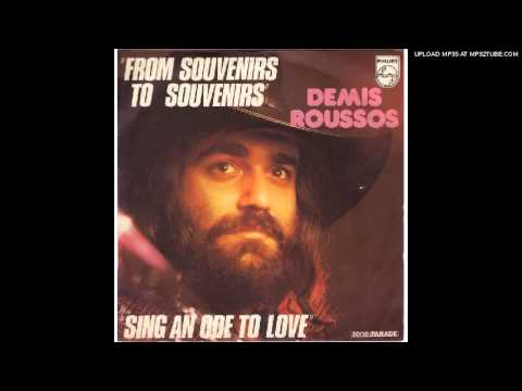 From Souvenirs to Souvenirs with lyrics by Demis Roussos ...