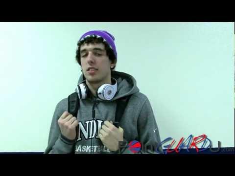 Amedeo Della Valle Interview Feat. Brandon Ashley